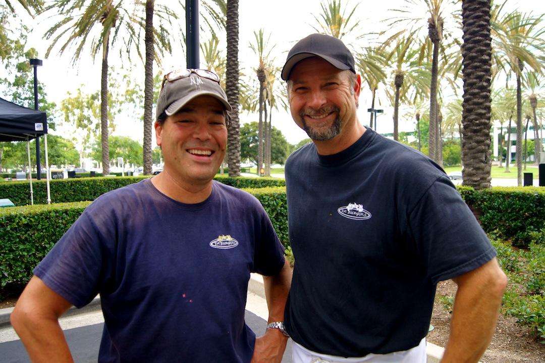 Steve & Jim