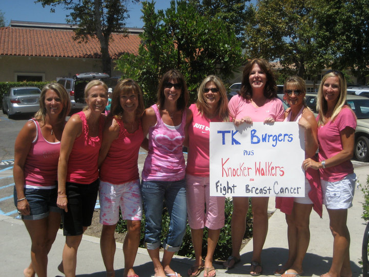 TK's Fundraising