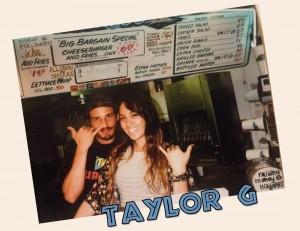 TaylorG