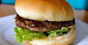 Shiitake Burger
